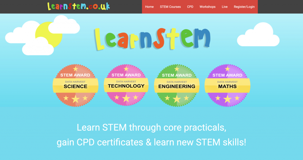 Learn Stem Website